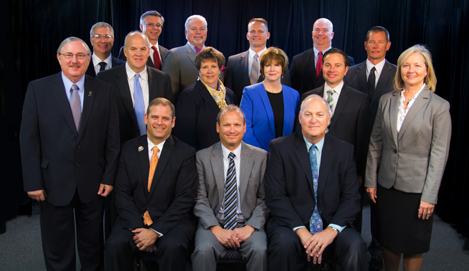 Image of the Board of Directors